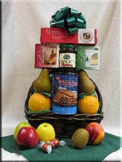 Aiellos fruit baskets